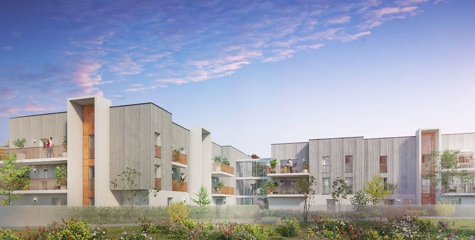 Programme immobilier neuf à Bordeaux : appartements du 3 pièces au 4 pièces à partir de 373000 €