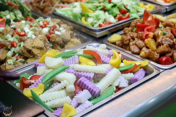 長春健康素食餐飲連鎖--世貿店(自助餐)