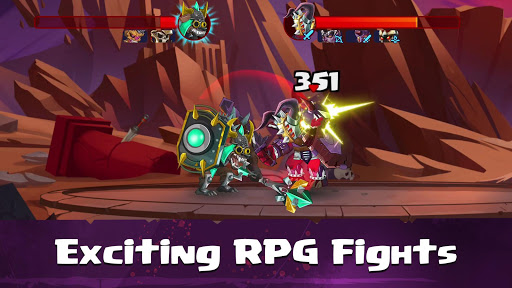 Screenshot for Tiny Gladiators 2 - Fighting Tournament in United States Play Store