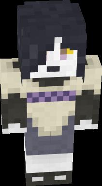 Orochimaru Nova Skin - Skins para minecraft orochimaru