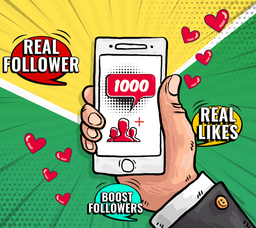 Real Followers for Instagram for PC