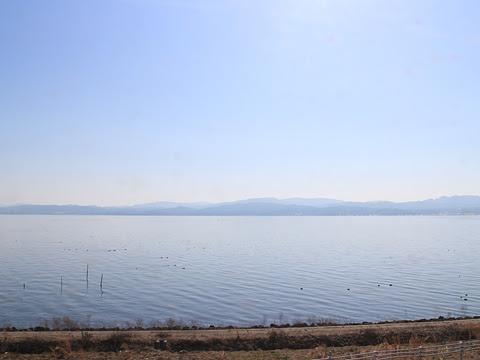一畑電車 宍道湖 その2
