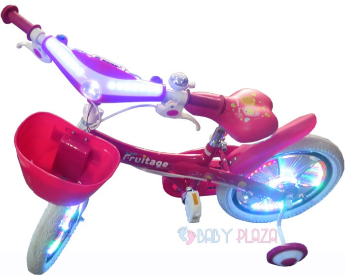 Xe đạp trẻ em 16-392 có nhạc đèn 5