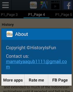 History of Majapahit - náhled