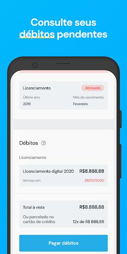 Gringo - Consulta CNH, CRLV digital SP, IPVA DPVAT 3.2 screenshots 3