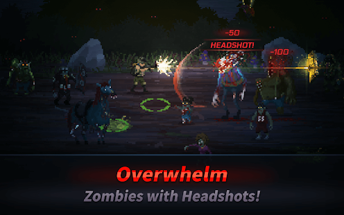 Headshot ZD : Survivors vs Zombie Doomsday- screenshot thumbnail