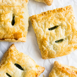 Spinach Ricotta Puff Pastry Recipes.