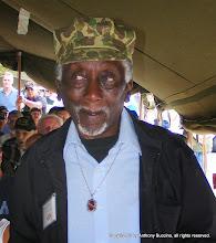 Photo: Lenel Moore, Ashtabula, Ohio. Black USMC, 88 years old