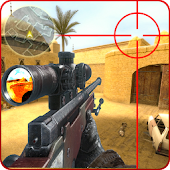 US Sniper 3D Gun Shooter FPS Assassin Killer Games