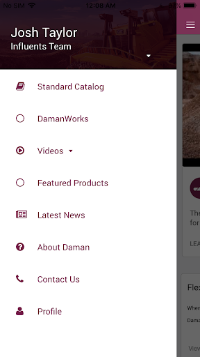 Screenshot for Daman in United States Play Store