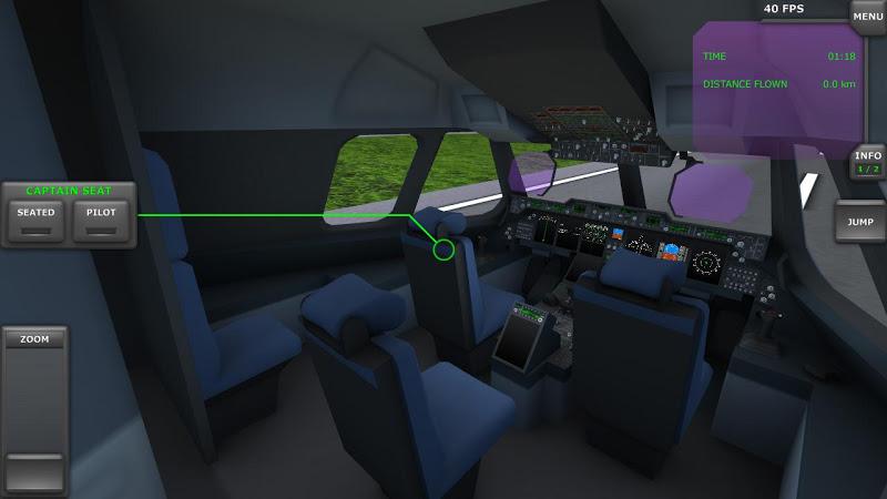 Turboprop Flight Simulator 3D Screenshot 4