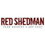 Logo for Red Shedman Farm Brewery
