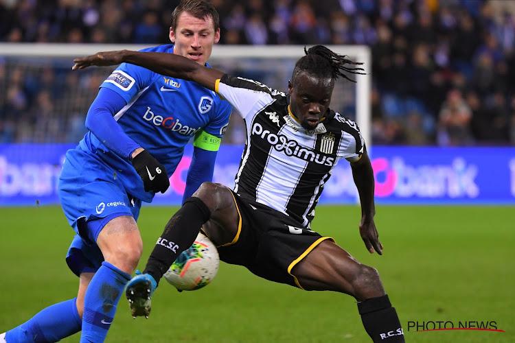 Deux joueurs du Sporting de Charleroi testés positifs au coronavirus