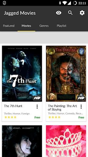 Jagged Movies & TV 9.5 screenshots 3