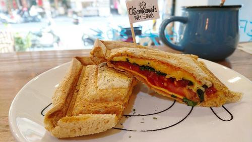 O'Somewhish|新北新莊| 哦!給我來點三明治吧~特色熱壓吐司/經典瑪格麗特口味