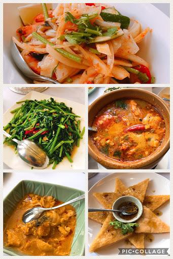 不知來這裡多少次了⋯ 很適合台灣人的蘭那泰式料理⋯ 好吃😋