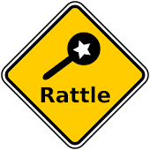 Baby rattle - free