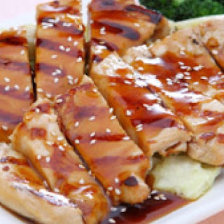Dr. La Puma's Honeyed Chinese Chicken Breasts.