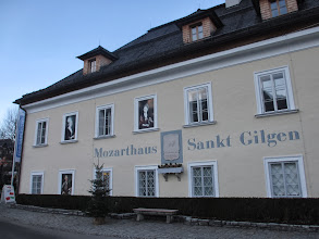 Photo: mozart house (the birth house of his mother)