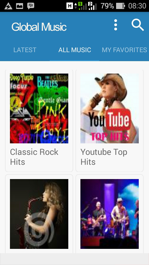 Hits Maniac: Free Hits and Top Songs- screenshot