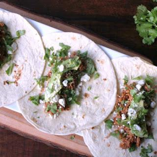 Pulled Pork Soft Tacos Recipe