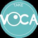 찍어보카(TakeVoca) - 영어독해, 영어단어장 icon