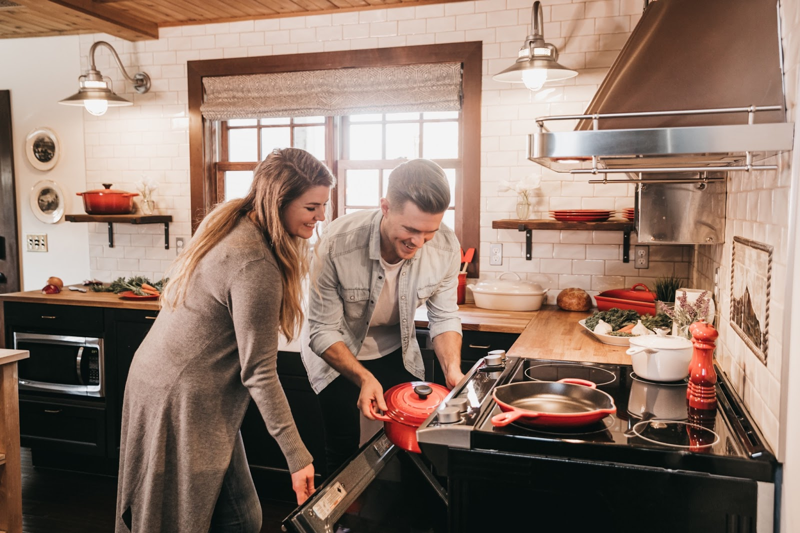 cooking class newly-wed date idea