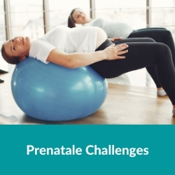 Prenatal Yoga - Challenges