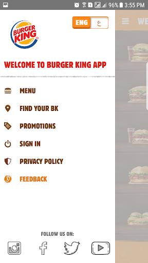 Burger King Arabia 4.6.4 Screenshots 2