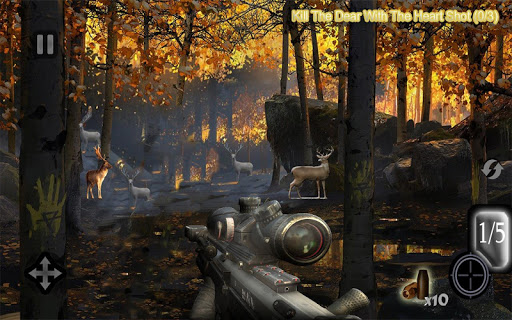 Sniper Animal Shooting 3D:Wild Animal Hunting Game 1.32 screenshots 6