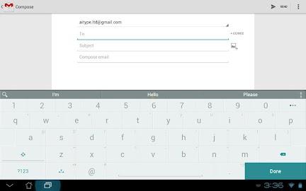 ai.type keyboard Plus + Emoji Screenshot 1