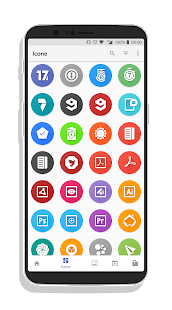 Rounds - Icon Pack Screenshot