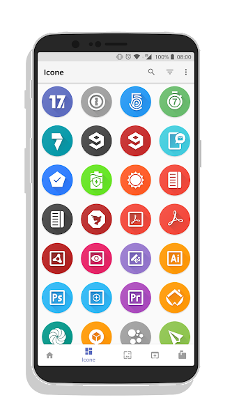 Rounds - Icon Pack v2 0 [Patched] - Android Themes / Live