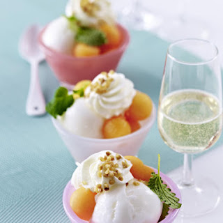 Lemon and Melon Cup