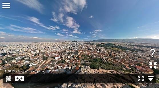 Visit Athens 360 - VR - náhled