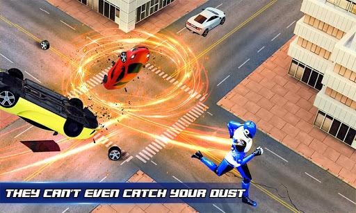 Grand Police Robot Speed Hero City Cop Robot Games 4.0.0 screenshots 3