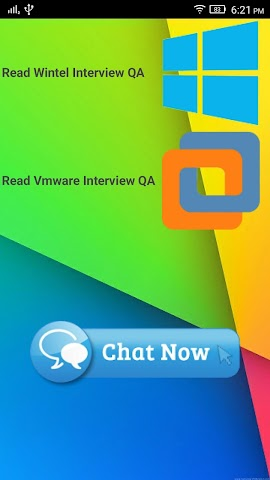 android vmware interview questions Screenshot 0
