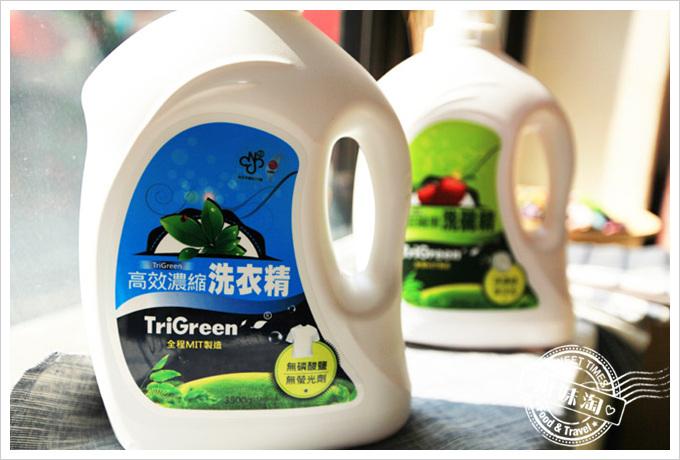 Trigreen綠色環保洗衣精