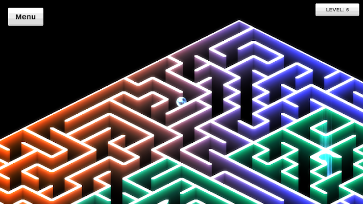 Ball Maze Labyrinth HD - screenshot