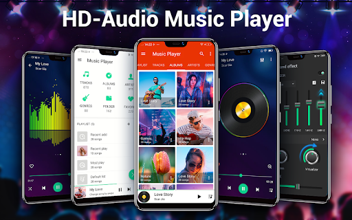 Music Player Pro 3.2.0 screenshots 1