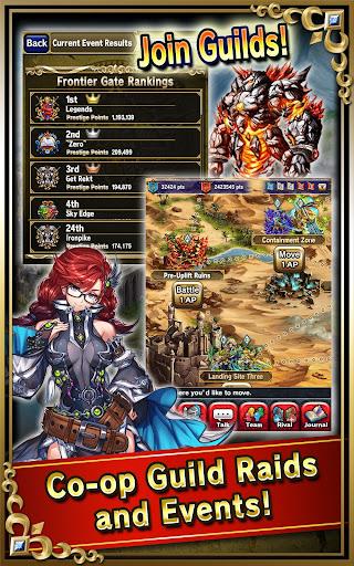 Brave Frontier  screenshots 5