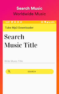 App Tube Mp3 Downloader APK for Windows Phone