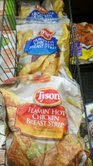 Photo: Now I started wondering where to find the Tyson Minis. Here are some chicken strips