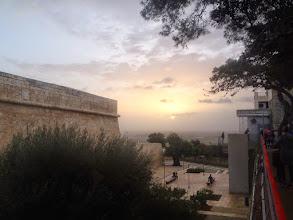 Photo: Sonnenaufgang vor dem Start