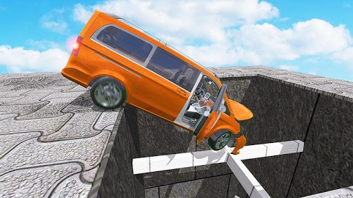 Beamng Drive Death Stair Car Crashes  screenshots EasyGameCheats.pro 3