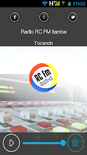 Rádio RC FM Itambé- screenshot thumbnail
