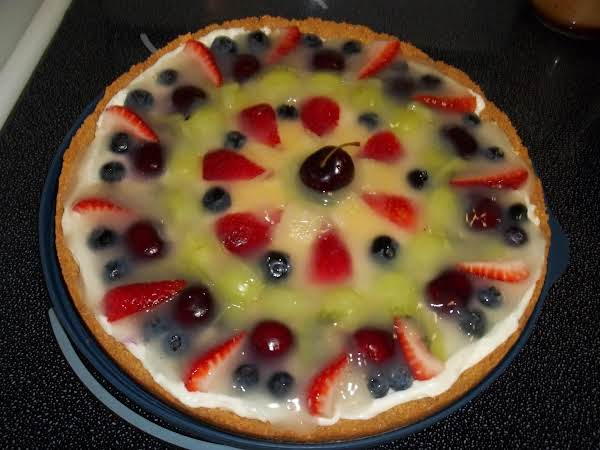 Summertime Fruit Pizza Recipe