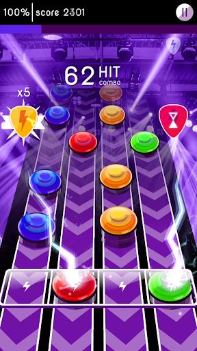 Rock Challenge: Electric Guitar Game 1.2 Mod screenshots 1