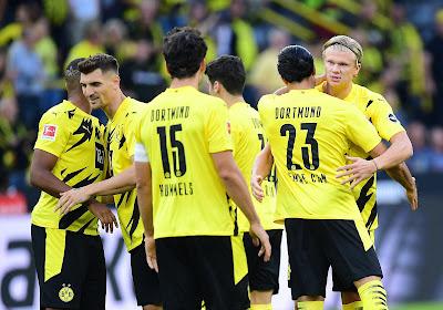 Thomas Meunier et Dortmund sont dans le groupe de Bruges en Ligue des Champions