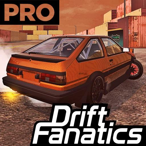 Drift Fanatics Car Drifting PRO